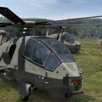 ボーイング アメリカ陸軍次期軽攻撃偵察ヘリコプター試作機の…