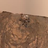 NASA 火星探査車キュリオシティ最新の「自撮り」を公開