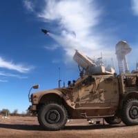 レイセオンの対ドローン用攻撃ドローンシステム アメリカ政府の輸出承認