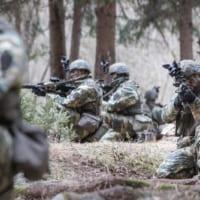 オーストリア陸軍 戦闘服に迷彩が復活