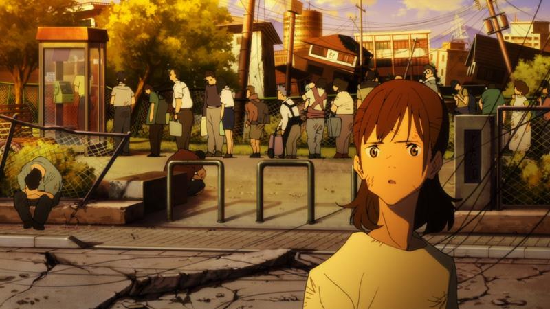 Netflixアニメ「日本沈没2020」メインキャスト解禁 主人公・歩役は上田麗奈