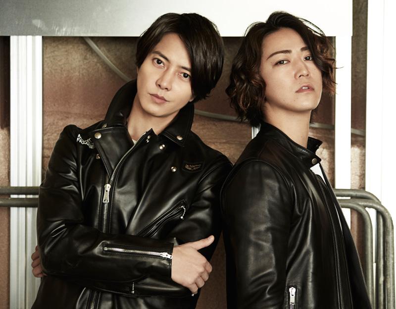 亀と山Pによる初のオリジナルアルバム「SI」の新アーティスト写真&ジャケット写真が解禁