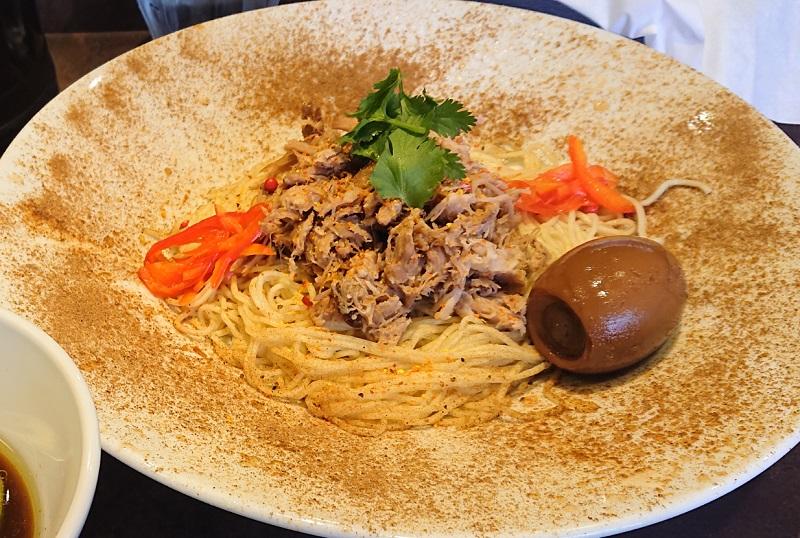 つけ麺とコーラがまさかの合体 麺屋武蔵の「クラフト香良つけ麺」に挑戦