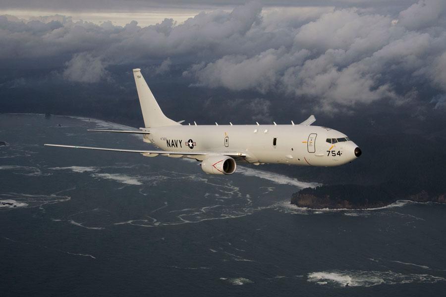 ボーイング アメリカ・韓国・ニュージーランド向けP-8Aポセイドンを受注