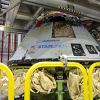 ボーイングの宇宙船スターライナー 無人打ち上げ試験を再度実…
