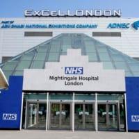 イギリスの新型コロナウイルス対策 臨時病院開設を陸軍が支援