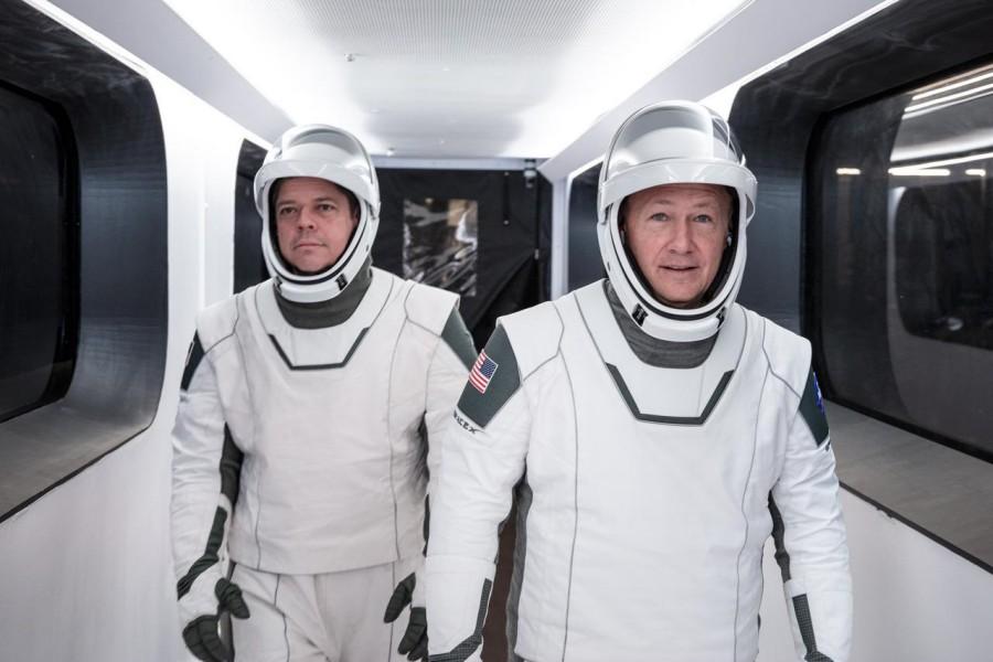 アメリカの民間宇宙船クルードラゴン 5月27日に有人打ち上げ決定