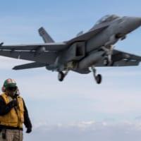 アメリカ最新鋭空母フォード 戦闘システム試験を終了