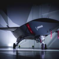 戦闘機と連携するドローン「ロイヤル・ウィングマン」試作1号…