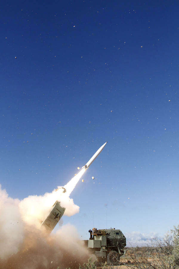 アメリカ陸軍の次世代地対地ミサイルPrSM 3回目の試射に成功