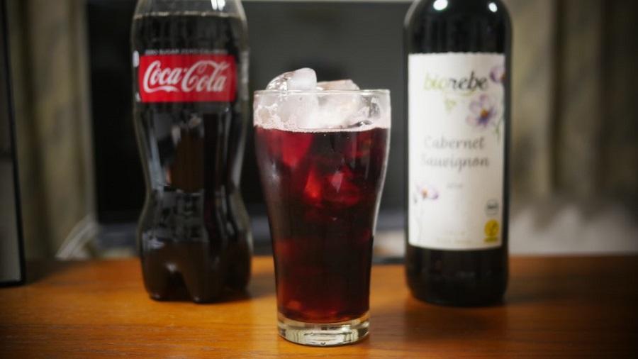 赤ワイン+コーラ=スパニッシュ! 手軽に飲めちゃうカクテルに目からうろこ