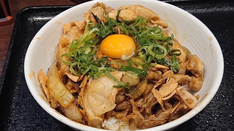 吉野家史上最大のボリューム スタミナ超特盛丼で幸せを噛みしめてきた