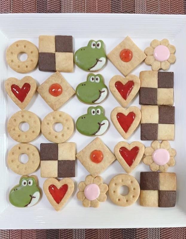 リアル「ヨッシーのクッキー」に垂涎 ゲーム内のクッキーそのまま!
