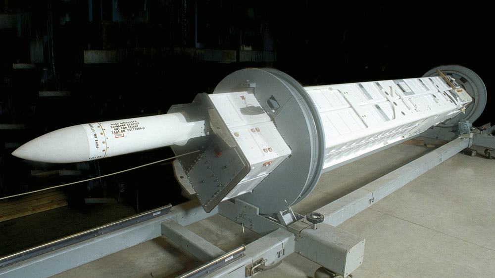 アメリカ海軍が艦船用VLSミサイル容器を5年分一括発注