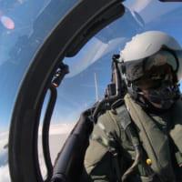 バルト海防空任務のイギリス空軍戦闘機 ロシア軍機…