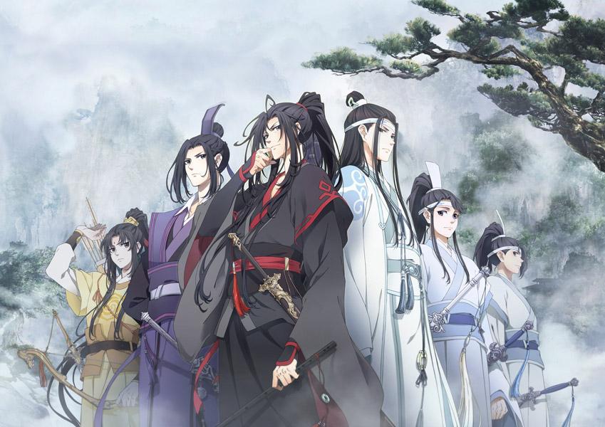アジアで人気爆発の中国BLアニメ「魔道祖師」日本版シリーズ制作決定