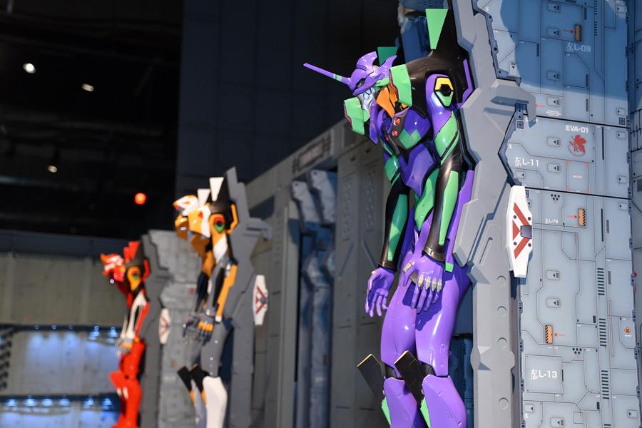 エヴァやセーラームーンの世界も再現 ミニチュア・テーマパーク「SMALL WORLDS TOKYO」内覧会に行ってきた