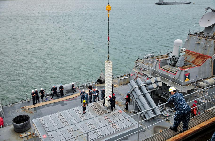 アメリカ海軍が艦船用VLSミサイル容器を5年分一括発注 | おたくま経済新聞