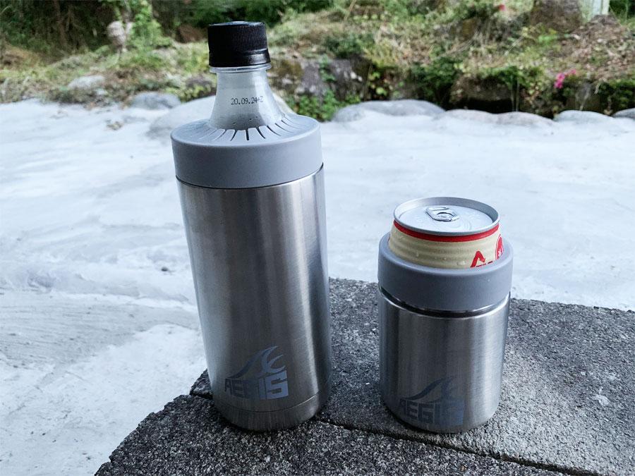 冷たい飲み物をそのままに ワークマンのペットボトルホルダーが話題