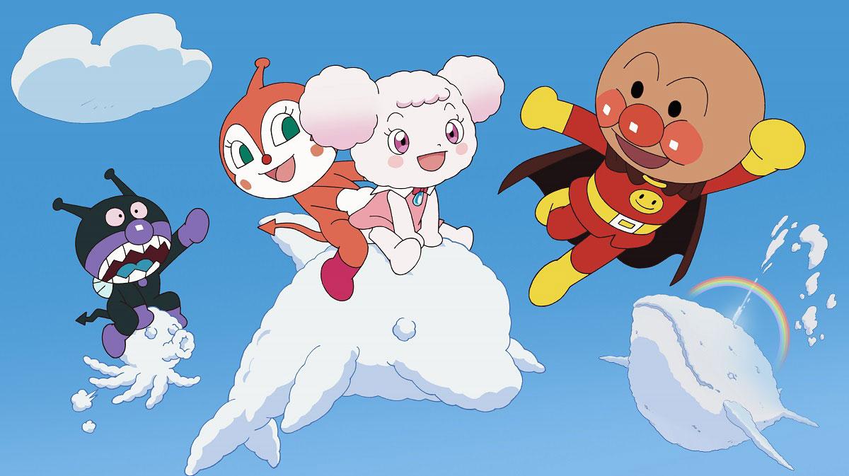 劇場版「それいけ!アンパンマン ふわふわフワリーと雲の国」が2021年夏まで公開延期