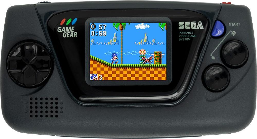 セガ「ゲームギアミクロ」が10月6日発売 ソニック・ザ・ヘッジホッグやぷよぷよ通も収録