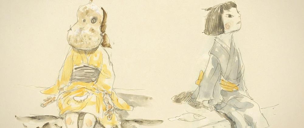 湯浅政明×松本大洋「犬王」 アヌシー国際映画祭で制作映像公開