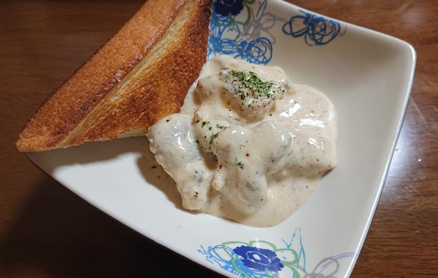 料理のおにいさんの「シュクメルリ」は家でもキャンプでもオススメ! 簡単&絶品レシピに家と外で挑戦してみた