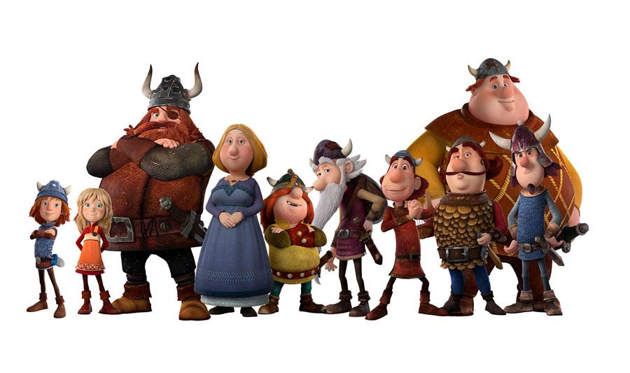 ビッケが帰ってくるぞ!3D映画「小さなバイキング ビッケ」が10月2日公開決定 ビッケの声は伊藤沙莉が担当