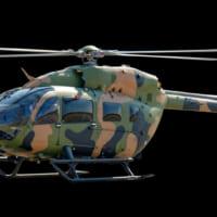 エアバス オーストラリア軍特殊部隊用ヘリにH14…