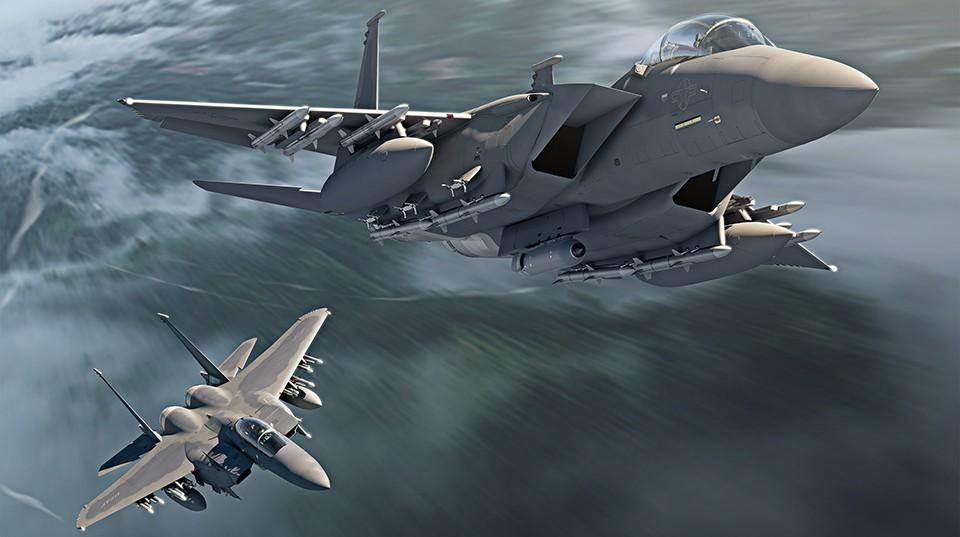 アメリカ空軍 F-15の最新版F-15EXを正式発注 - 記事詳細|Infoseekニュース