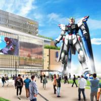 実物大ガンダム立像が2021年に海外進出 上海で「フリーダム…