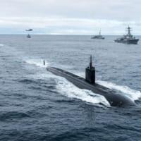 アイスランド沖でNATO6か国の対潜水艦戦闘訓練「ダイナミ…