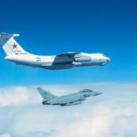イギリス空軍戦闘機 バルト海でロシア軍機に5回目のスクランブル