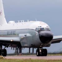 イギリス空軍電子偵察機リベットジョイント アップグレード1…