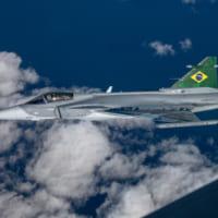 サーブがブラジルにグリペン機体工場開設 現地での生産体制を…