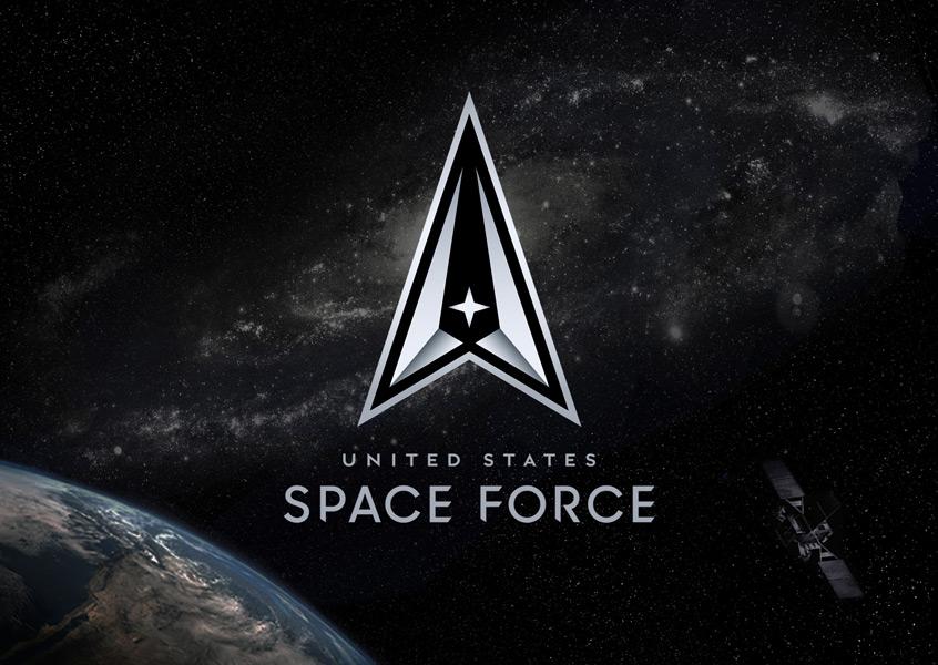 アメリカ宇宙軍正式ロゴ発表「スタートレック似」の紋章と併用