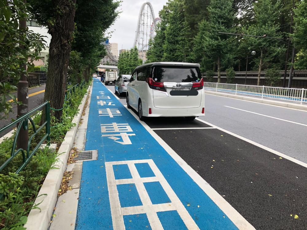 ネットで話題の「日本一快適な自転車専用レーン」について東京都に聞いてみた