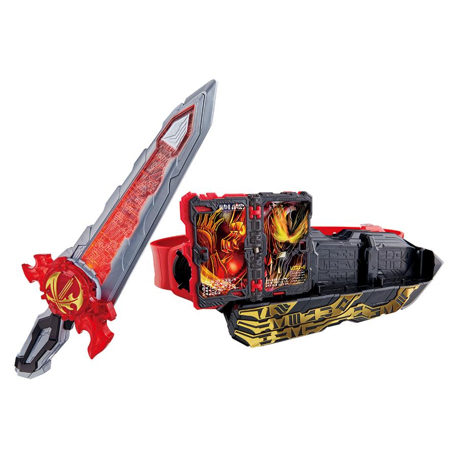 聖剣を振るう「仮面ライダーセイバー」 変身ベルトが9月5日に発売決定