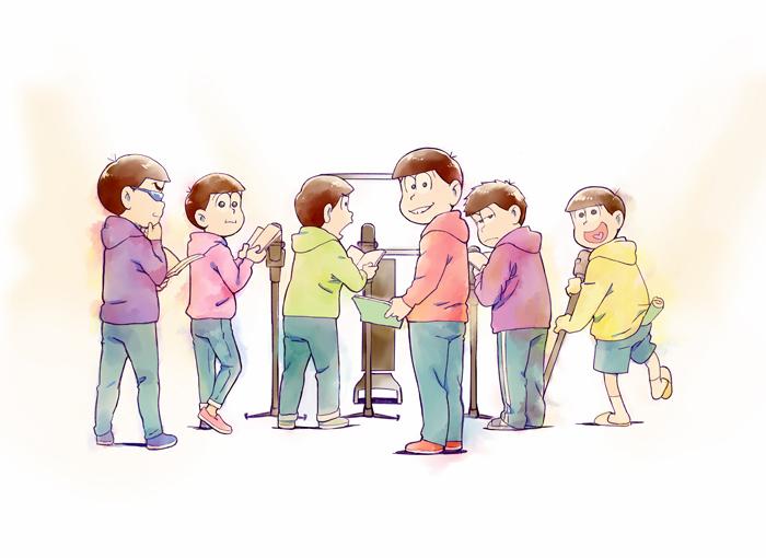 TVアニメ「おそ松さん」第3期が決定 テレ東で2020年10月放送 声優陣の激白動画も公開「印税が欲しい」