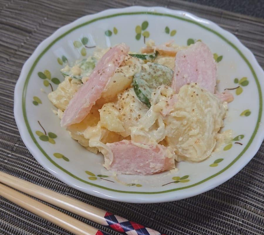 ポテサラ具材に新生姜 岩下食品社長の秘伝レシピがめちゃウマ