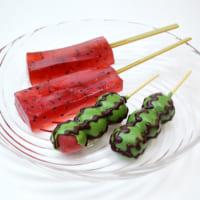 まってた!毎夏SNSを賑わせる丸八製菓の「すいか団子」と「…