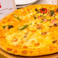 世界10種のプレミアムチーズが1度に楽しめる!ドミノ・ピザの…
