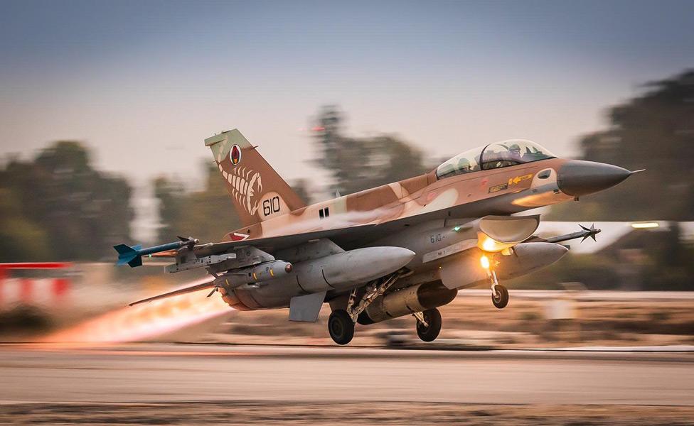 イスラエル空軍戦闘機が史上初めてドイツで共同訓練 慰霊飛行も実施