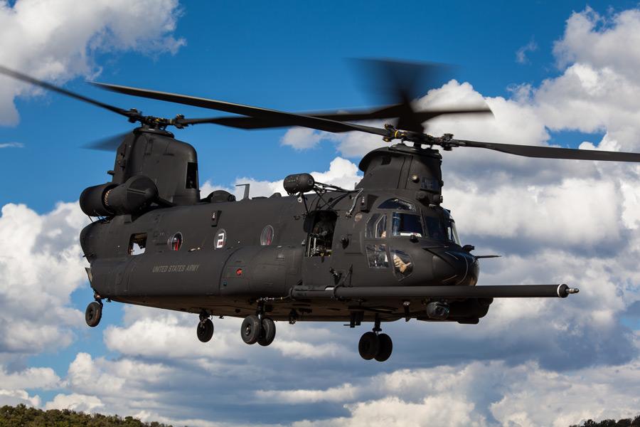 アメリカ陸軍特殊部隊 新たな作戦ヘリMH-47GブロックIIを発注