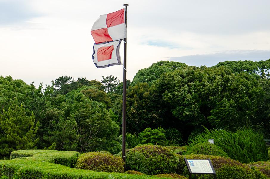 スタジオジブリ映画「コクリコ坂から」で話題 船の国際信号旗って?