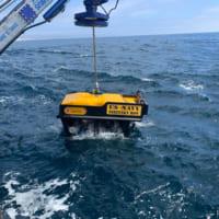 アメリカ海兵隊AAV7海没事故 海底で事故車両を発見 回収作…