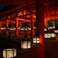 奈良・春日大社の神事「中元万燈籠」がニコニコ超会議で生中継 …