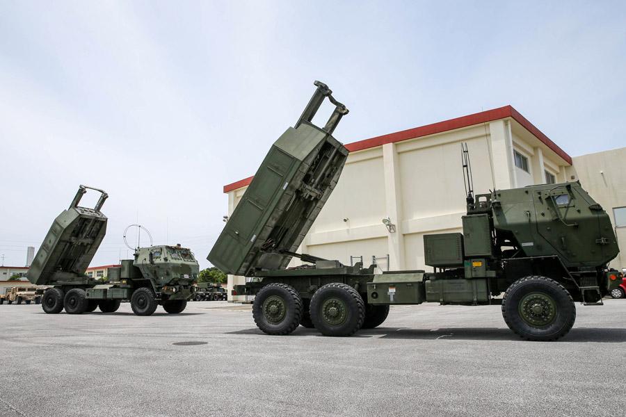 アメリカ陸軍 約200億円で高機動ロケット砲システムHIMARSを28両発注
