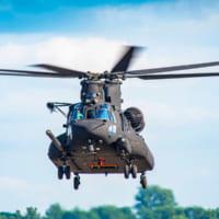 アメリカ特殊作戦軍 新輸送ヘリコプターMH-47GブロックI…