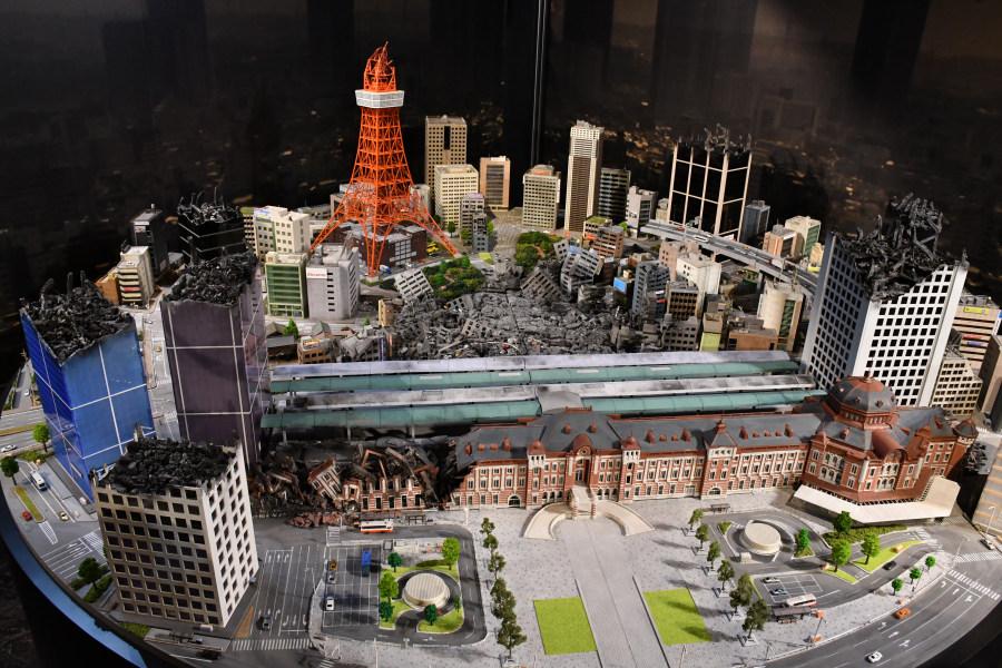 ゴジラ災害をXRで体験 東京ジョイポリス「トーキョーゴジラミュージアム」
